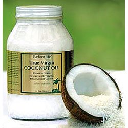 Coconut oil  centrifuge extracted