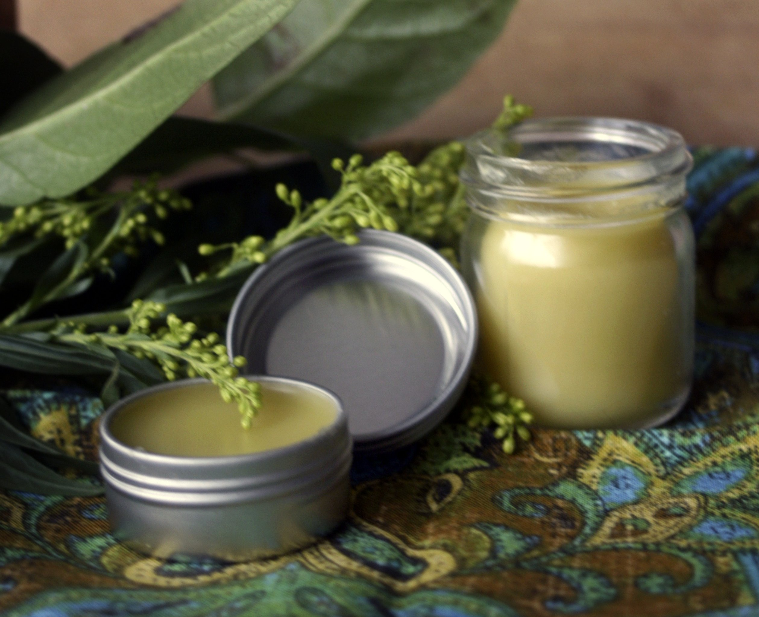 DIY Headache Soothing Salve with Magnesium